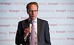 Brussels-Belgium - July 12, 2016 -- Guntram B. WOLFF, Director of Bruegel, a European think tank  -- Photo © HorstWagner.eu