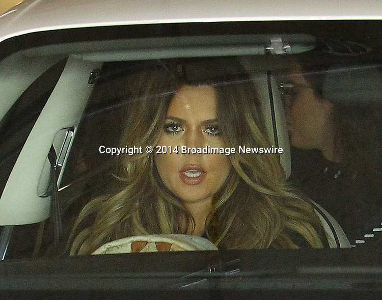 Pictured: Khloe Kardashian <br /> Mandatory Credit &copy; ACLA/Broadimage<br /> Khloe Kardashian arriving at Loews Hollywood Hotel<br /> <br /> 3/7/14, Hollywood, California, United States of America<br /> <br /> Broadimage Newswire<br /> Los Angeles 1+  (310) 301-1027<br /> New York      1+  (646) 827-9134<br /> sales@broadimage.com<br /> http://www.broadimage.com