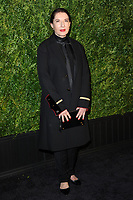 www.acepixs.com<br /> April 24, 2017  New York City<br /> <br /> Marina Abramovic attending the 12th Annual Tribeca Film Festival Artists Dinner hosted by Chanel on April 24, 2017 in New York City.<br /> <br /> Credit: Kristin Callahan/ACE Pictures<br /> <br /> <br /> Tel: 646 769 0430<br /> Email: info@acepixs.com