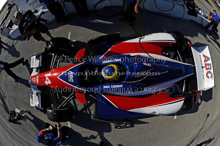 Mike Conway (#14)
