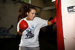 Pix: Shaun Flannery/shaunflanneryphotography.com...COPYRIGHT PICTURE>>SHAUN FLANNERY>01302-570814>>07778315553>>..15th July 2010..........Rotherham News..Jeanna Wilson, The Amateur Boxing Association of England Ltd, ABAE Senior Final Championship 2010 Gold Medalist.