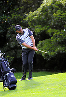 Ryan Chisnall. 2017 Asia-Pacific Amateur Championship Media and Partner Golf Day at Royal Wellington Golf Club in Wellington, New Zealand on Monday, 16 October 2017. Photo: Dave Lintott / lintottphoto.co.nz