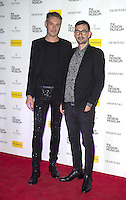 LONDON, ENGLAND - NOVEMBER 22: Ian Stallard and Patrik Fredrikson attend The Design Museum VIP launch on November 22, 2016 in London, United Kingdom<br /> CAP/PP/GM<br /> &copy;GM/PP/Capital Pictures /MediaPunch ***NORTH AND SOUTH AMERICAS ONLY***