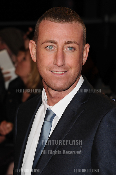 "Chris Maloney arriving for the ""The Twilight Saga: Breaking Dawn Part 2"" premiere at the Odeon Leicester Square, London. 14/11/2012 Picture by: Steve Vas / Featureflash"