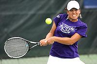 FIU Women's Tennis v. Troy (1/23/10)