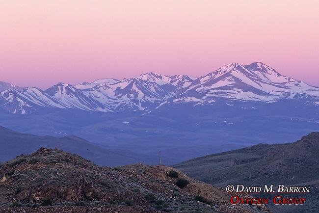 Sierra Nevada Scenic