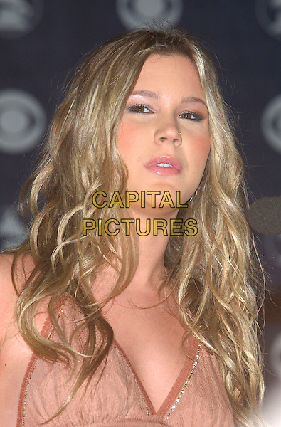 JOSS STONE.The 47th Annual Grammy Awards Nominations held at the Music Box, Hollywood, California, USA, .07 December 2004.portrait headshot.Ref: ADM.www.capitalpictures.com.sales@capitalpictures.com.©V. Summers/AdMedia/Capital Pictures .