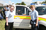 Emma McEneaney and Niamh Goring when the Coastguard visited Marymount NS to give a talk about Water Safety...Photo NEWSFILE/Jenny Matthews.(Photo credit should read Jenny Matthews/NEWSFILE)....This Picture has been sent you under the condtions enclosed by:.Newsfile Ltd..The Studio,.Millmount Abbey,.Drogheda,.Co Meath..Ireland..Tel: +353(0)41-9871240.Fax: +353(0)41-9871260.GSM: +353(0)86-2500958.email: pictures@newsfile.ie.www.newsfile.ie.FTP: 193.120.102.198.