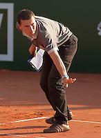 13-8-09, Den Bosch,Nationale Tennis Kampioenschappen, Scheidsrechter