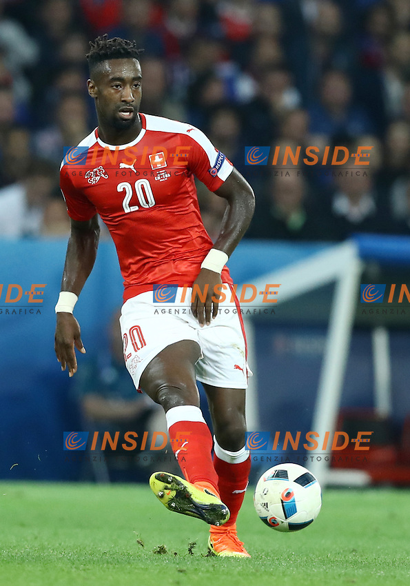 Johan Djourou Switzerland<br /> Lille 19-06-2016 Stade Pierre Mauroy Footballl Euro2016 Switzerland - France  / Svizzera - Francia Group Stage Group A. Foto Matteo Ciambelli / Insidefoto