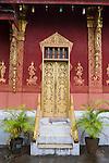 Detail of Wat Keong Tong