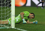 2012 Serie A Chievo v Inter Milan Mar 9th..Stefano Sorrentino on 10/03/2012 in Verona, ITALY. ..© PierreTeyssot.com