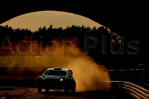 03.07.2016. Mikolajki, Poland. WRC Rally of Poland, stages 18-21 and Podium.  L.Bertelli (ITA) and G.Bernachini (ITA) - Ford Fiesta WRC