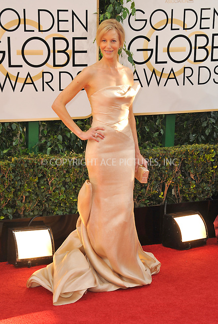 WWW.ACEPIXS.COM<br /> <br /> January 12 2014, LA<br /> <br /> Anna Gunn arriving at the 71st Annual Golden Globe Awards held at The Beverly Hilton Hotel on January 12, 2014 in Beverly Hills, California<br /> <br /> By Line: Peter West/ACE Pictures<br /> <br /> <br /> ACE Pictures, Inc.<br /> tel: 646 769 0430<br /> Email: info@acepixs.com<br /> www.acepixs.com