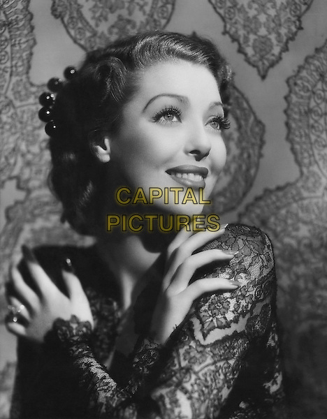 Loretta Young.in He Stayed for Breakfast (1940).*Filmstill - Editorial Use Only*.CAP/NFS.Supplied by Capital Pictures.