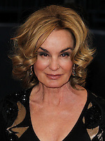"NEW YORK CITY, NY, USA - MAY 05: Jessica Lange at the ""Charles James: Beyond Fashion"" Costume Institute Gala held at the Metropolitan Museum of Art on May 5, 2014 in New York City, New York, United States. (Photo by Xavier Collin/Celebrity Monitor)"