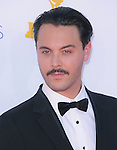 Jack Huston. at The 64th Anual Primetime Emmy Awards held at Nokia Theatre L.A. Live in Los Angeles, California on September  23,2012                                                                   Copyright 2012 Hollywood Press Agency
