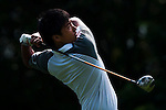 SHENZHEN, CHINA - OCTOBER 29:  Lok Tin Liu of Hong Kong plays his tee shot on the 2nd hole during the day one of Asian Amateur Championship at the Mission Hills Golf Club on October 29, 2009 in Shenzhen, Guangdong, China.  (Photo by Victor Fraile/The Power of Sport Images) *** Local Caption *** Lok Tin Liu