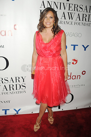 Mariska Hargitay at the 40th annual Fifi awards at Alice Tully Hall, Lincoln Center on May 21, 2012 in New York City.. Credit: Dennis Van Tine/MediaPunch