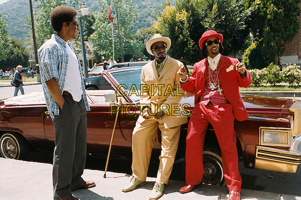 EDDIE MURPHY, EDDIE GRIFFIN & KATT WILLIAMS.in Norbit .**Editorial Use Only**.CAP/FB.Supplied by Capital Pictures
