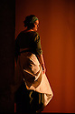 English Touring Opera presents &quot;Iphigenie en Tauride&quot;, by Christoph Willibald Gluck, directed by James Conway, with lighting design by Guy Hoare, at the Hackney Empire. Picture shows: Catherine Carby<br /> (Iphig&eacute;nie)
