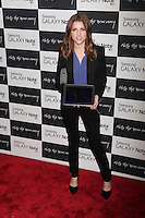 Anna Kendrick attends the Samsung Galaxy Note 10.1 Launch Event in New York City, August 15, 2012. © Diego Corredor/MediaPunch Inc. /NortePhoto.com<br />