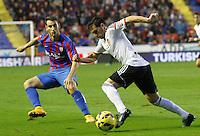 Levante 2-1 Valencia (23-11-2014)
