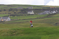 Sean Flanagan (Co. Sligo) on the 3rd during Matchplay Round 1 of the South of Ireland Amateur Open Championship at LaHinch Golf Club on Friday 22nd July 2016.<br /> Picture:  Golffile | Thos Caffrey<br /> <br /> All photos usage must carry mandatory copyright credit   (© Golffile | Thos Caffrey)