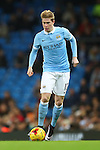 Kevin De Bruyne of Manchester City - Manchester City vs Hull City - Capital One Cup - Etihad Stadium - Manchester - 29/12/2015 Pic Philip Oldham/SportImage