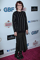 "HOLLYWOOD, CA - NOVEMBER 19: Megan Mullally arriving at the ""G.B.F."" Los Angeles Premiere held at the Chinese 6 Theater Hollywood on November 19, 2013 in Hollywood, California. (Photo by David Acosta/Celebrity Monitor)"