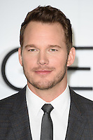 LONDON, UK. December 1, 2016: Chris Pratt at the &quot;Passengers&quot; photocall at Claridges Hotel, London.<br /> Picture: Steve Vas/Featureflash/SilverHub 0208 004 5359/ 07711 972644 Editors@silverhubmedia.com