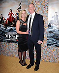 Matt Walsh, Morgan Walsh attends The Los Angeles Premiere for the third season of HBO's series VEEP held at Paramount Studios in Hollywood, California on March 24,2014                                                                               © 2014 Hollywood Press Agency