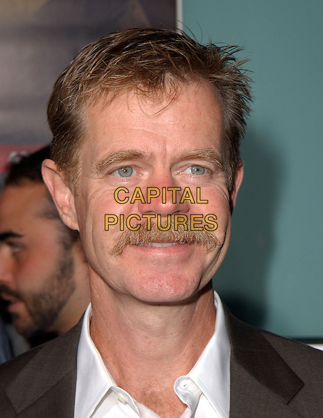 "WILLIAM H. MACY.New Line Cinema's World Premiere of ""Cellular"" held at The Cinerama Dome in Hollywood, California .September 9, 2004.headshot, portrait, mustache, facial hair.www.capitalpictures.com.sales@capitalpictures.com.Copyright by Debbie VanStory."