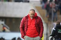 Trainer Oliver Reck (Fortuna) - FSV Frankfurt vs. Fortuna Düsseldorf, Frankfurter Volksbank Stadion