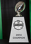 01/25/2014 Heart of Dallas Bowl Championship Trophy