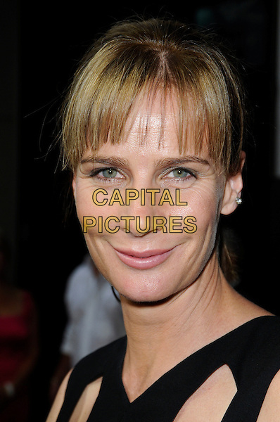 RACHEL GRIFFITHS .arriving at the Neil Lane Bridal Jewelry Launch Event at Drai's Nightclub in the W Hotel in Hollywood, California, USA,.22nd July 2010..portrait headshot  fringe  black cut out .CAP/ROT.©Lee Roth/Capital Pictures