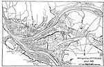 1865 - Map of Metropolitan Pittsburgh and surrounding communities