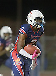 Lawndale, CA 10/14/16 - Antonio Haygood (Leuzinger #2) in action during the North Torrance vs Leuzinger CIF League football game.