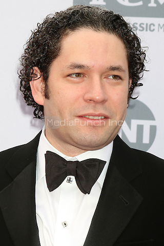 LOS ANGELES, CA - JUNE 9: Gustavo Dudamel at the American Film Institute 44th Life Achievement Award Gala Tribute to John Williams at the Dolby Theater on June 9, 2016 in Los Angeles, California. Credit: David Edwards/MediaPunch
