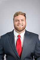 STANFORD, CA - June 27, 2016: The 2016-2017 Stanford Football Coat and Tie portraits