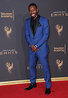 10 September  2017 - Los Angeles, California - Melvin Jackson, Jr.. 2017 Creative Arts Emmys - Arrivals held at Microsoft Theatre L.A. Live in Los Angeles. <br /> CAP/ADM/BT<br /> &copy;BT/ADM/Capital Pictures