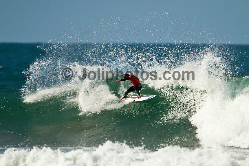 OCEAN BEACH, San Francisco/California (Sunday, November 6, 2011) – . Slater, reigning 10-time ASP World Champion and secured secure his unprecedented 11th crown this today when he defeated Miguel Pupo (BRA) and Gabriel Medina (BRA) in the Round 4 heat.. Photo: joliphotos.com