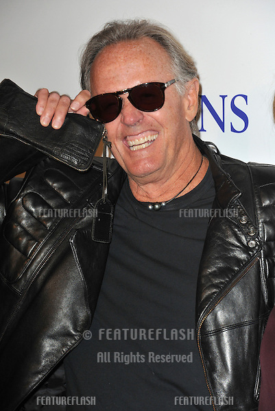 "Peter Fonda at the premiere of ""The Sessions"" at the LA County Museum of Art..October 10, 2012  Los Angeles, CA.Picture: Paul Smith / Featureflash"