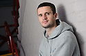 Jamie Murphy, Motherwell FC, at today's press conference ...