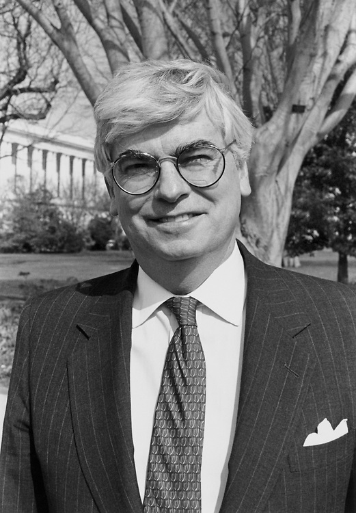 "Sen. Christopher John ""Chris"" Dodd, D- Conn. April 4, 1994 (Photo by Chris Martin/CQ Roll Call)"