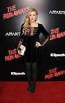 HOLLYWOOD, CA. - March 11: Riley Keough  arrives at the Los Angeles Premiere of The Runaways at ArcLight Cinemas Cinerama Dome on March 11, 2010 in Hollywood, California.