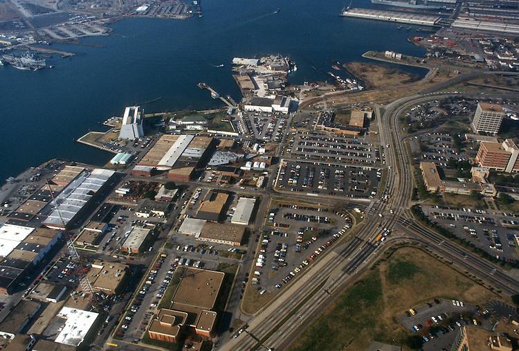 1988 December 17..Redevelopment.Atlantic City (R-1)..EVMS MEDICAL SCHOOL.PLUM POINT.ELIZABETH RIVER WATERFRONT...NEG#.NRHA#..