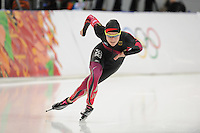 OLYMPICS: SOCHI: Adler Arena, 11-02-2014, 500m Ladies, results, Gabriele Hirschbichler, ©foto Martin de Jong