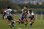 Manurewa vs Pukekohe. Counties Manukau Junior Rugby finals day held at Bruce Pulman Park Papakura on Saturday August 30th 2008.