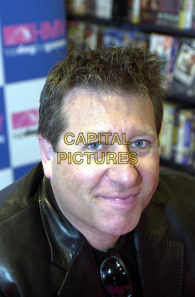 NEIL FOX.appears at HMV.Dr. Fox, smiling.www.capitalpictures.com.sales@capitalpictures.com.©Capital Pictures.